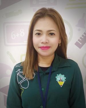 Mary Grace Pino - TA